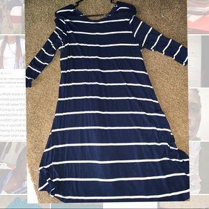 Stripped Dress 💎